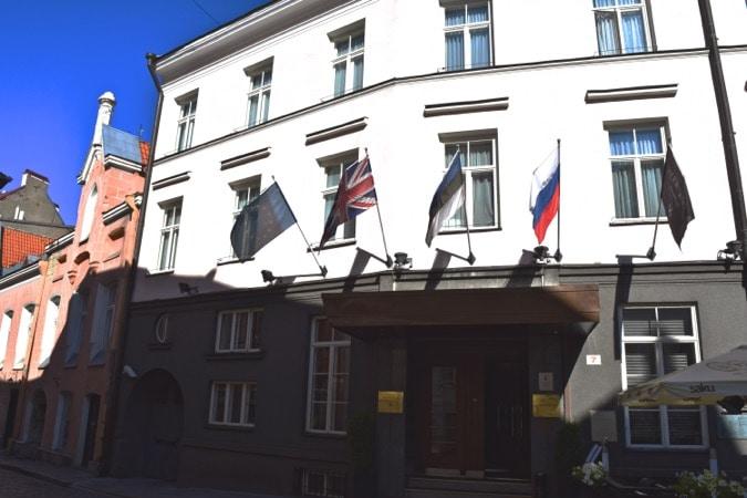 Wanderlust Chloe Hotel St Petersbourg Tallinn Review 01