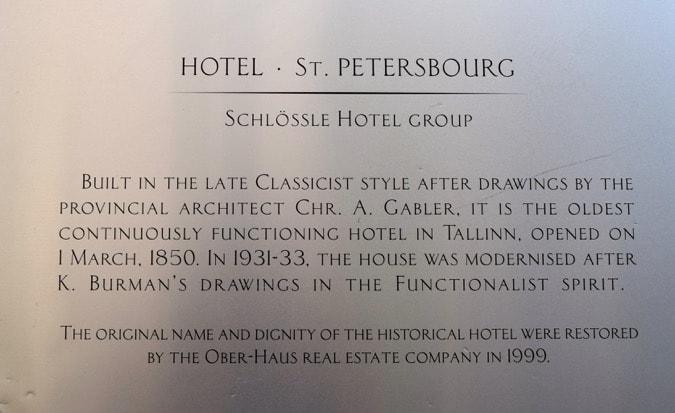 Wanderlust Chloe Hotel St Petersbourg Tallinn Review 03