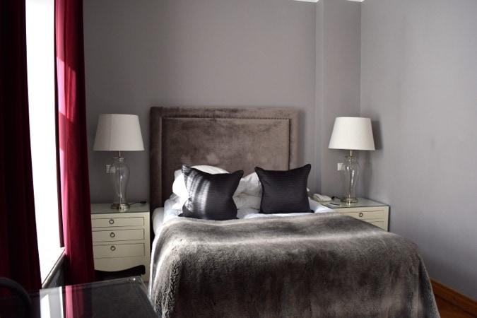 Hotel St Petersbourg Tallinn Review Bedroom