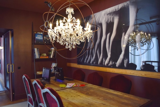 Wanderlust Chloe Hotel St Petersbourg Tallinn Review 14