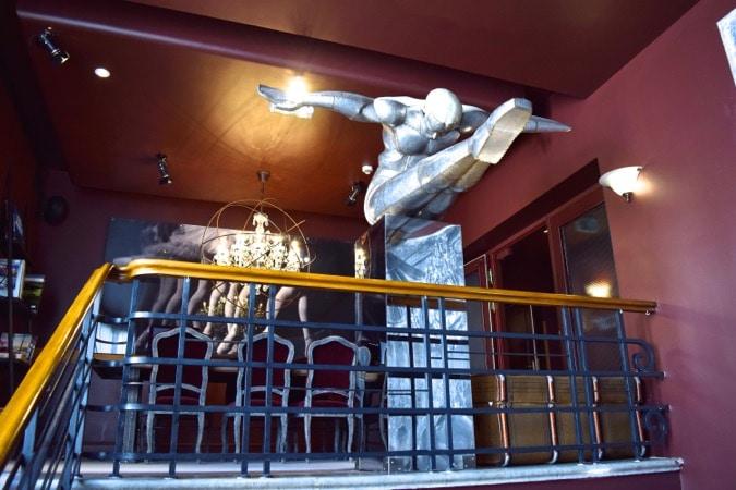 Hotel St Petersbourg Tallinn Review Billiards Art