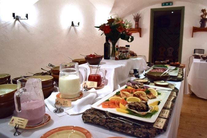 Hotel St Petersbourg Tallinn Review Breakfast