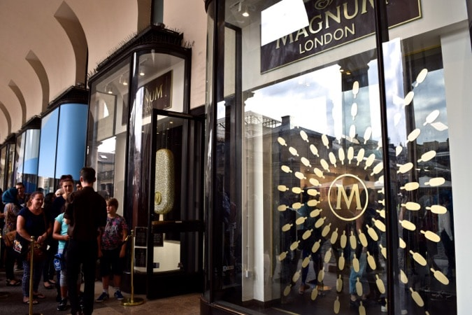 Wanderlust Chloe Magnum Pleasure Store London 17