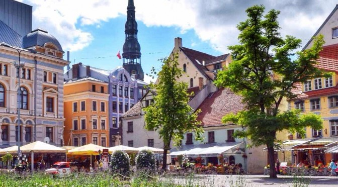 Busabout Scandi-Baltic Adventure: Riga, Latvia