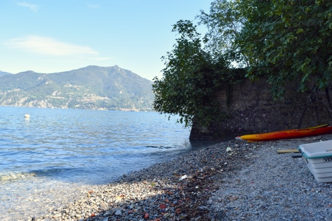 Lake Como Hostel Beach Menaggio