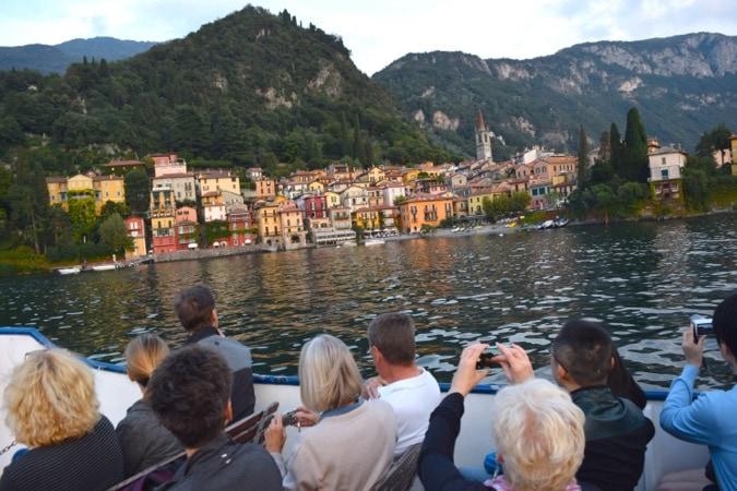 Lake Como Budget Boat Trip