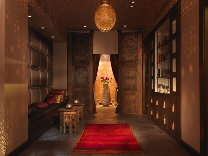 The Spa Dolphin Square London