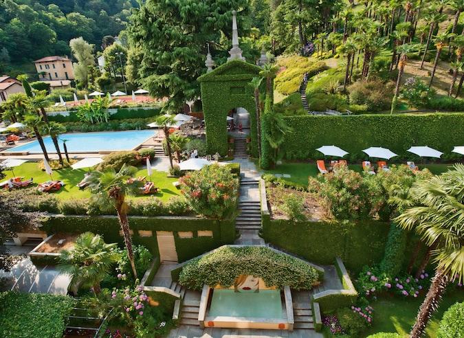 Grand Hotel Tremezzo Gardens