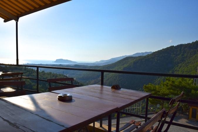 View Alanya Valley