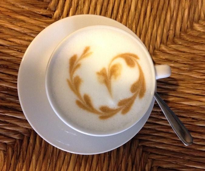 Milan Cafe 01
