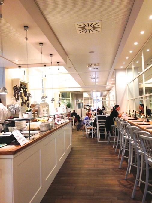 Milan Cafe 12