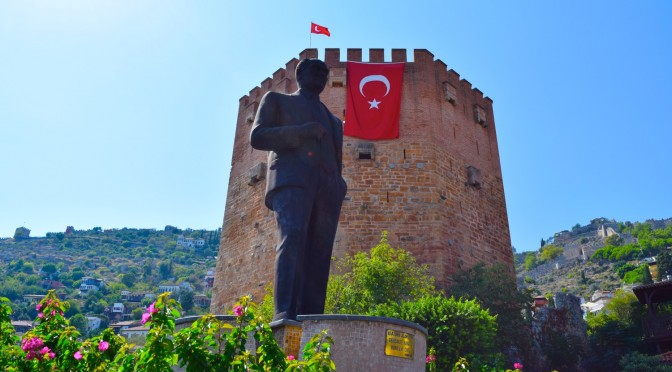 Historical Wanderlust In Alanya, Turkey