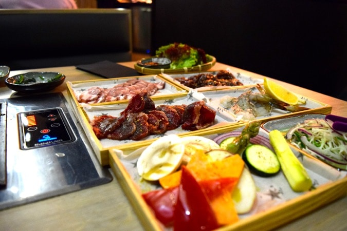 SuperStar BBQ - Korean restaurant in London
