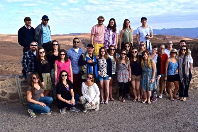 Travel Talk tour in the Atlas Mountains, Morocco