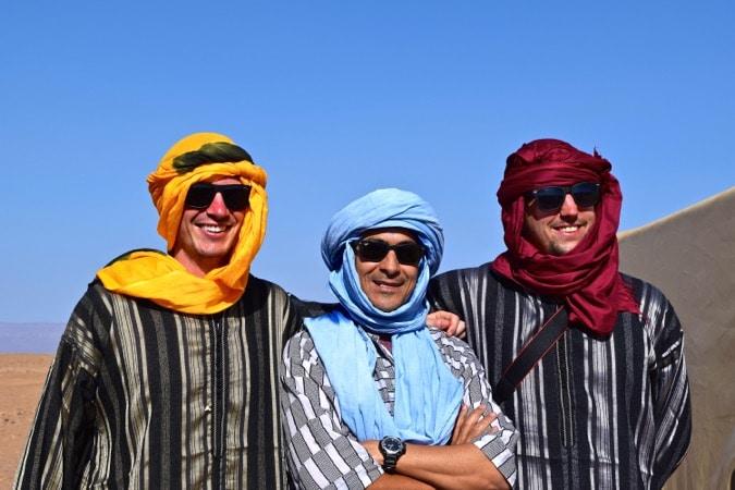 Travel Talk Adventure Morocco