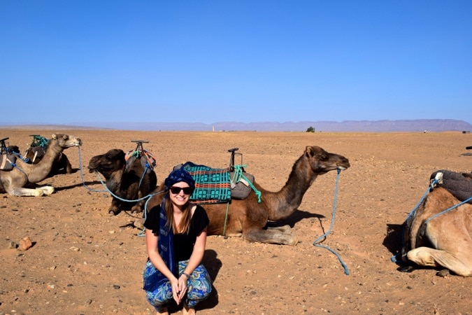 Travel Talk Adventure Morocco