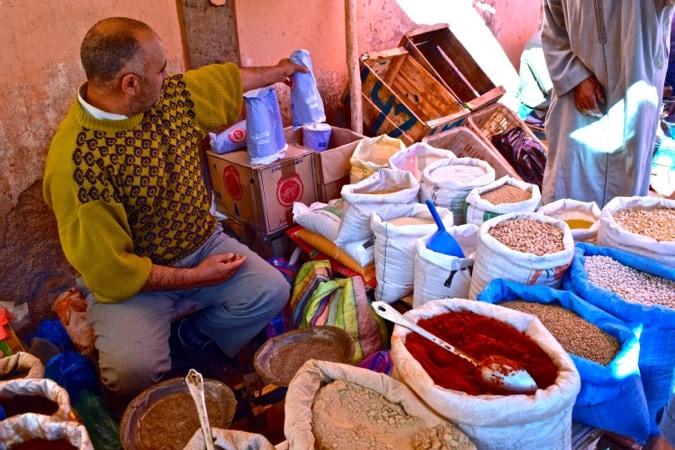 Morocco desert adventure - Desert Candles Sahara trip to