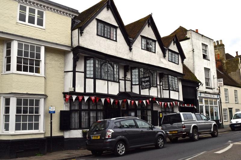 House of Agnes Canterbury