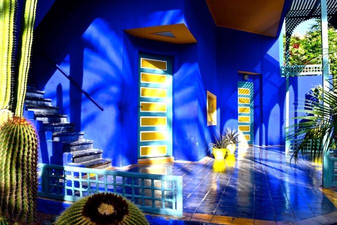 Berber Museum at the Jardin Majorelle Marrakech