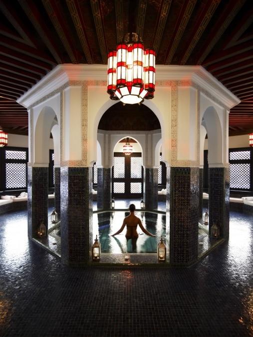 Pool at La Mamounia Marrakech