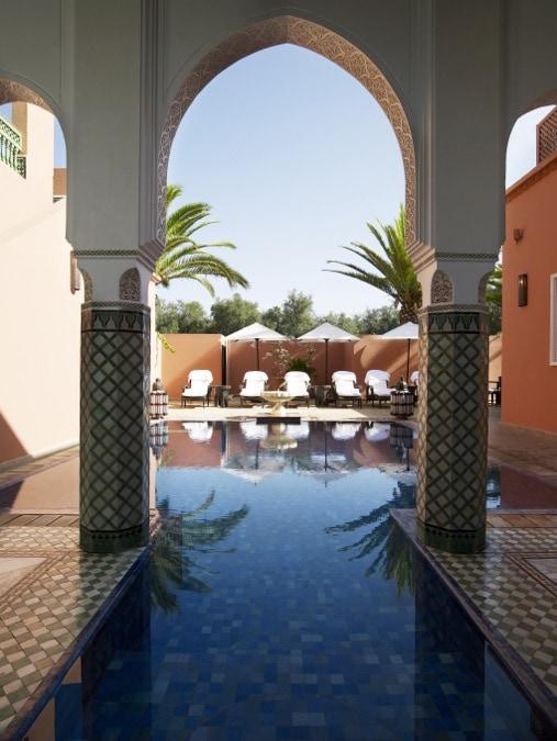 Riad at La Mamounia, Marrakech