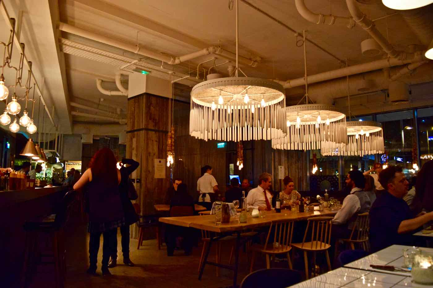 Oaks Restaurant, Nottingham