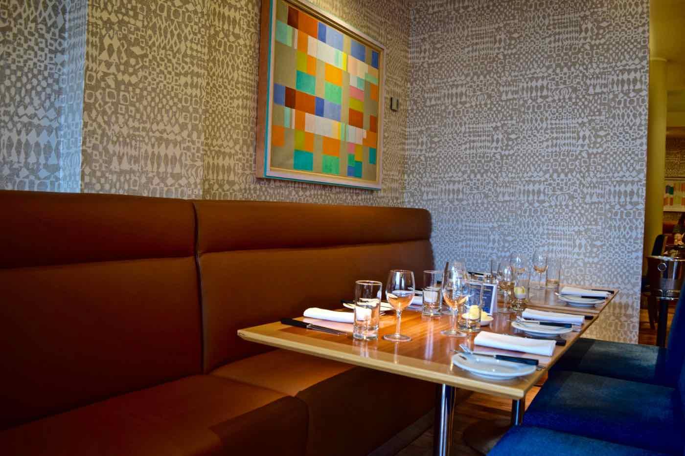 Hart's Restaurant, Nottingham