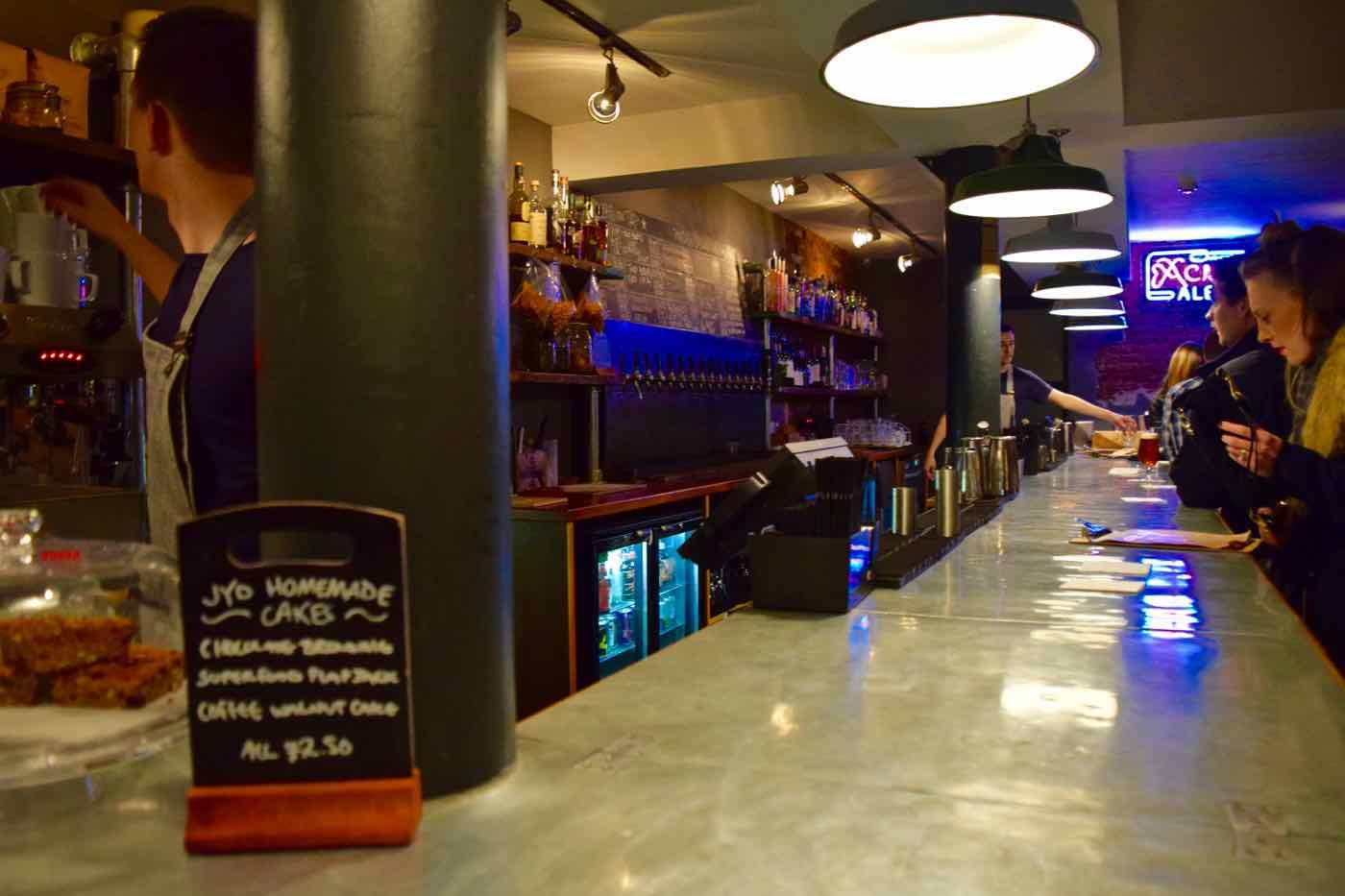 Junkyard Restaurant, Nottingha