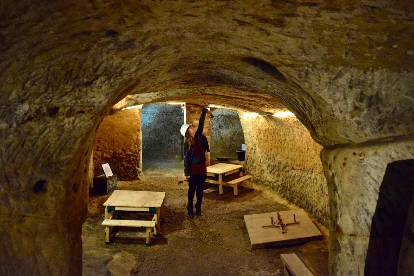 City of Caves, Nottingham