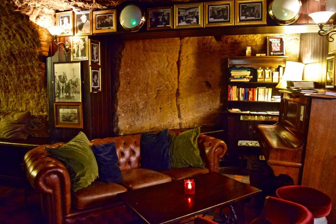 Living Room Nottingham guide to nottingham's best restaurants