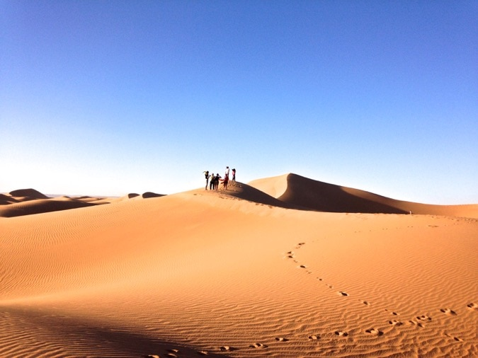 Moroccan Adventures The Sahara Desert Stargazing And