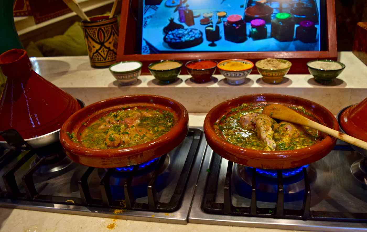 Moroccan Cooking Class at La Maison Arabe Marrakech