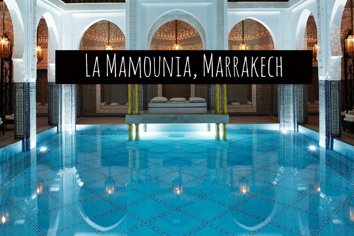 an afternoon at la mamounia marrakech morocco wanderlust chloe. Black Bedroom Furniture Sets. Home Design Ideas