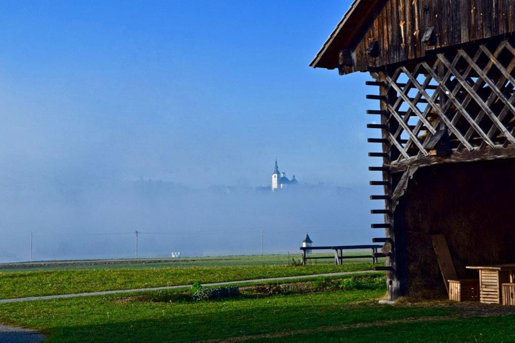 Land of the Hayracks - Sentrupert, Slovenia