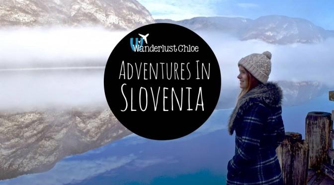 VIDEO: Adventures In Slovenia