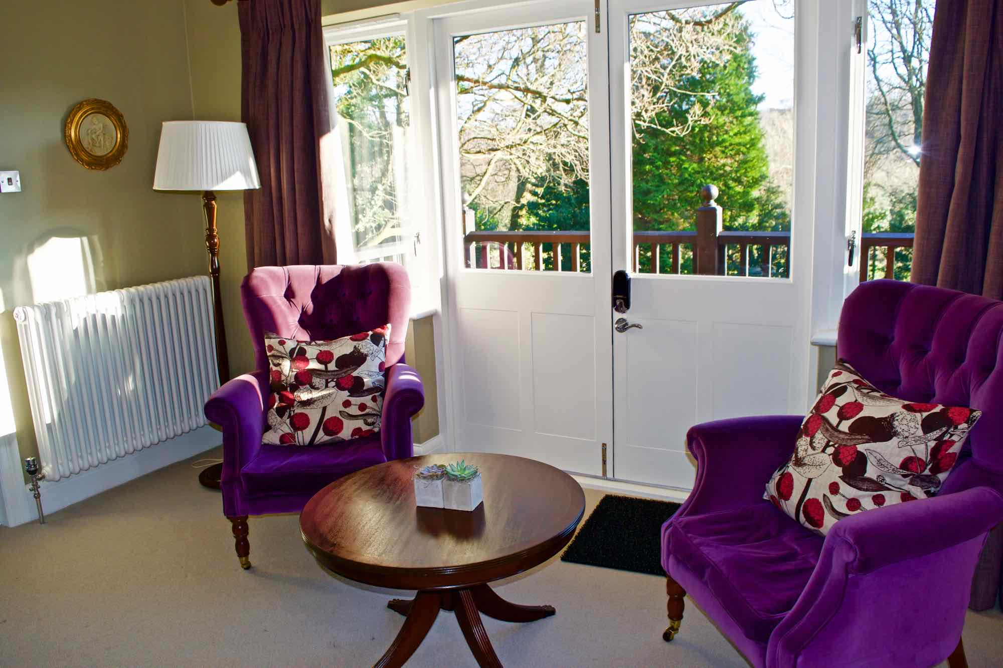 REVIEW: Burley Manor, New Forest, Hampshire