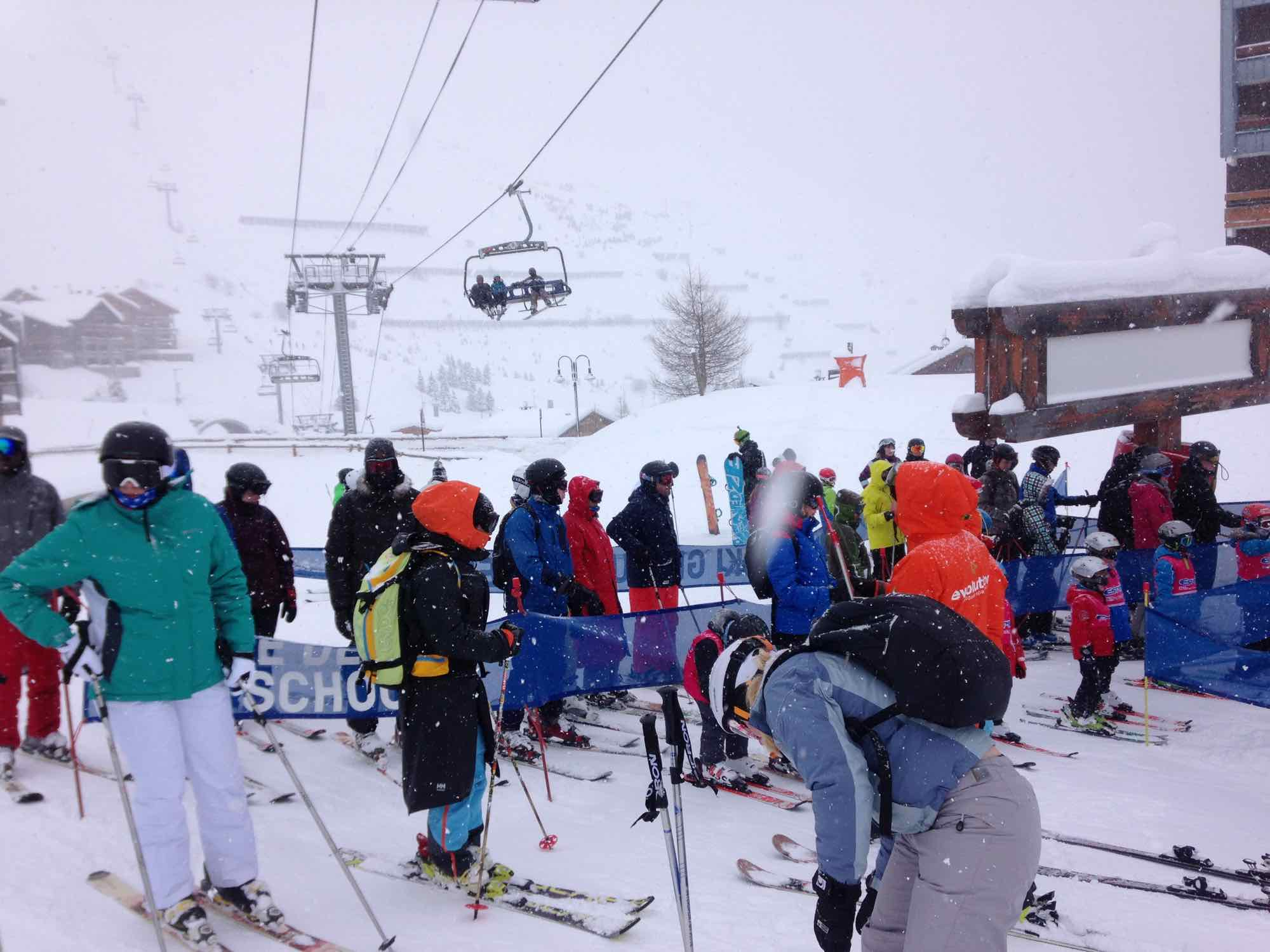 Mark Warner Ski Trip Tignes - 19