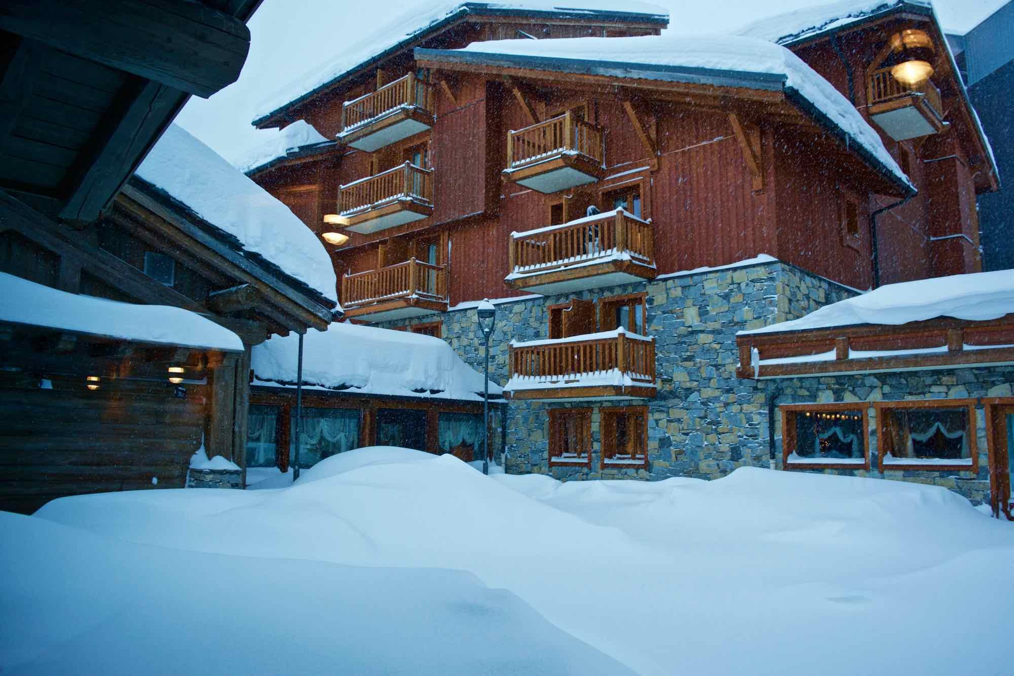 Mark Warner Ski Trip Tignes - 39