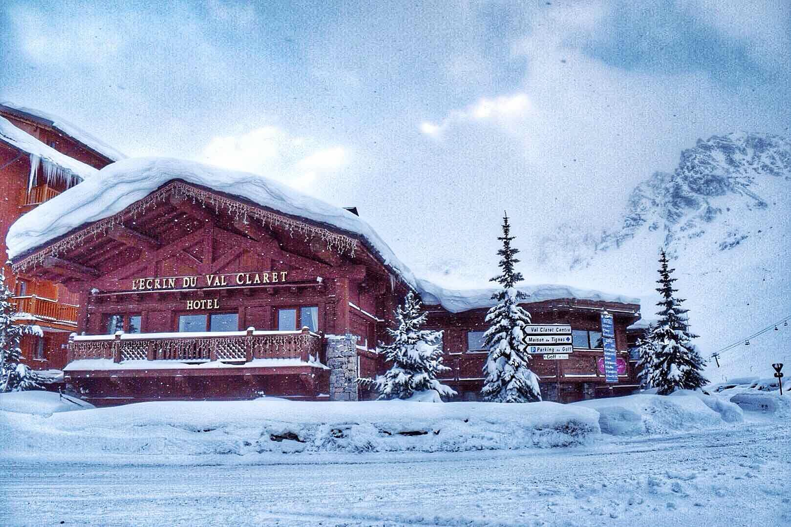 Hotel L'ecrin Du Val Claret