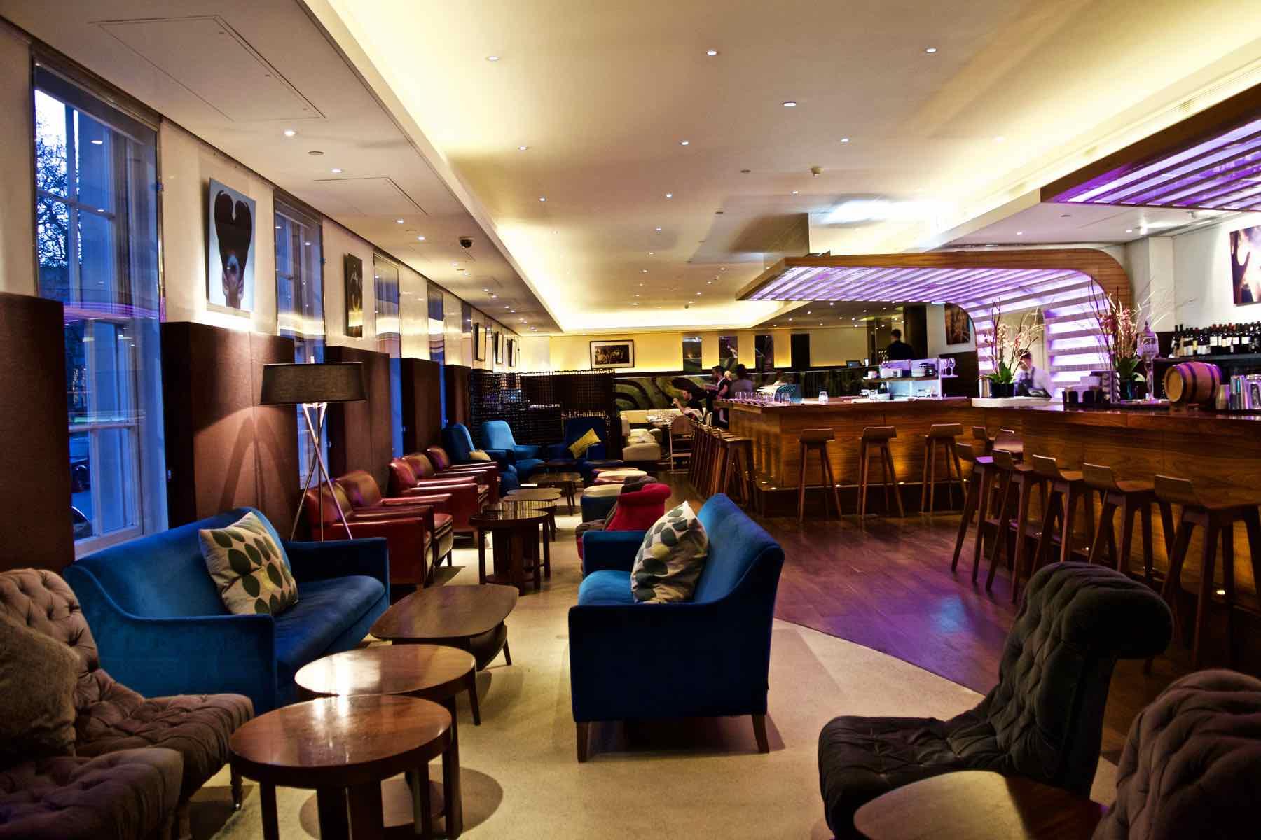 Maze Grill London Restaurant