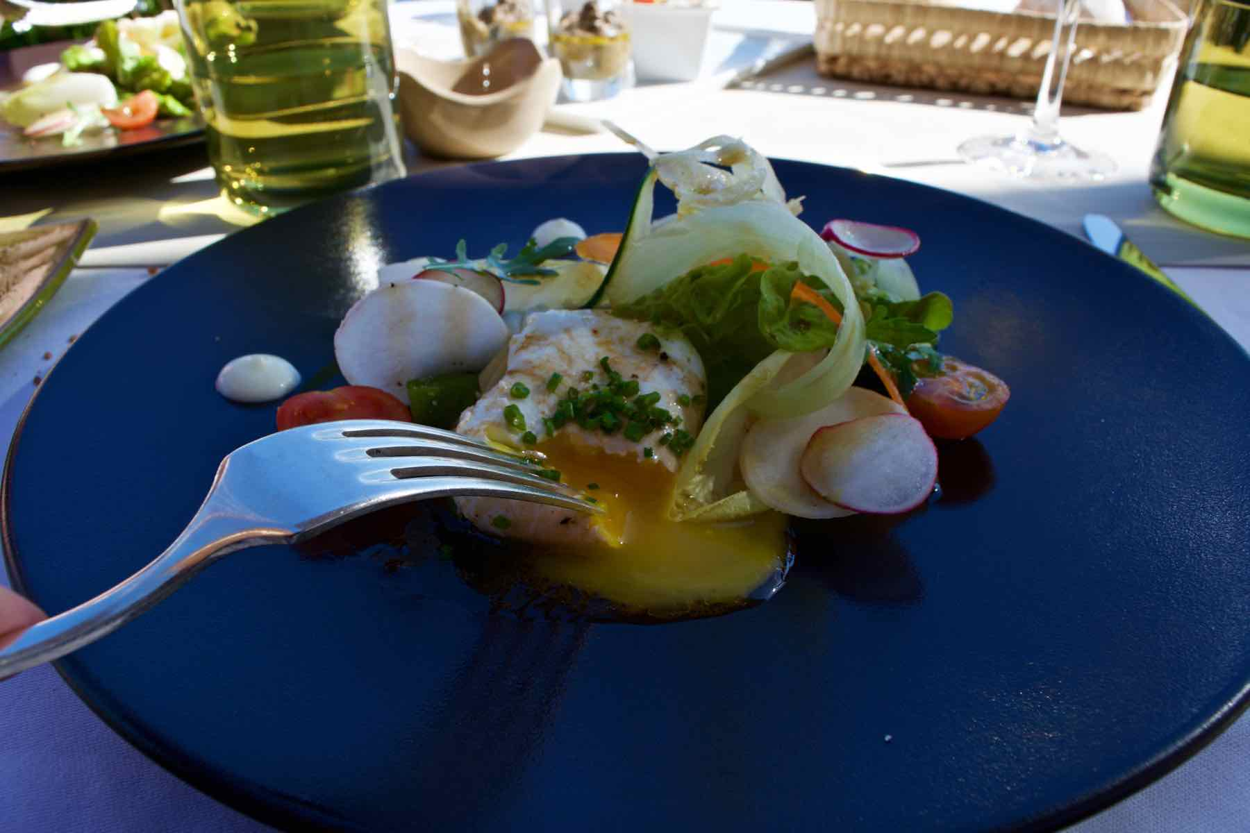 Lunch at the Royal Palm Marrakech