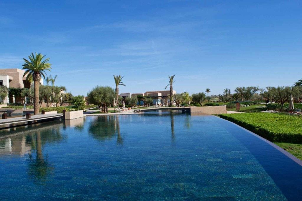 Pools at Royal Palm Hotel Marrakech