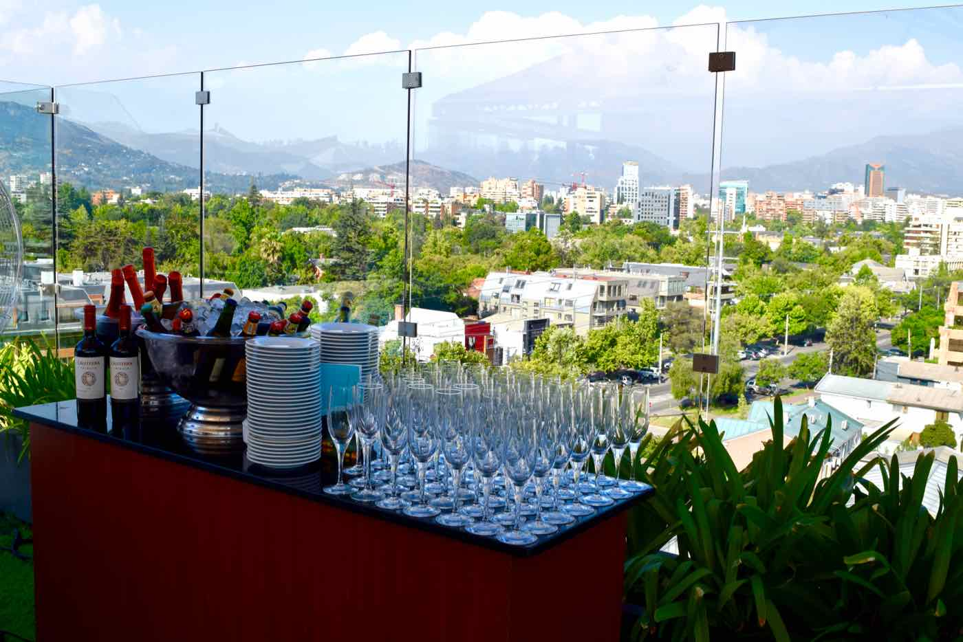 Noi Vitacura Rooftop Bar