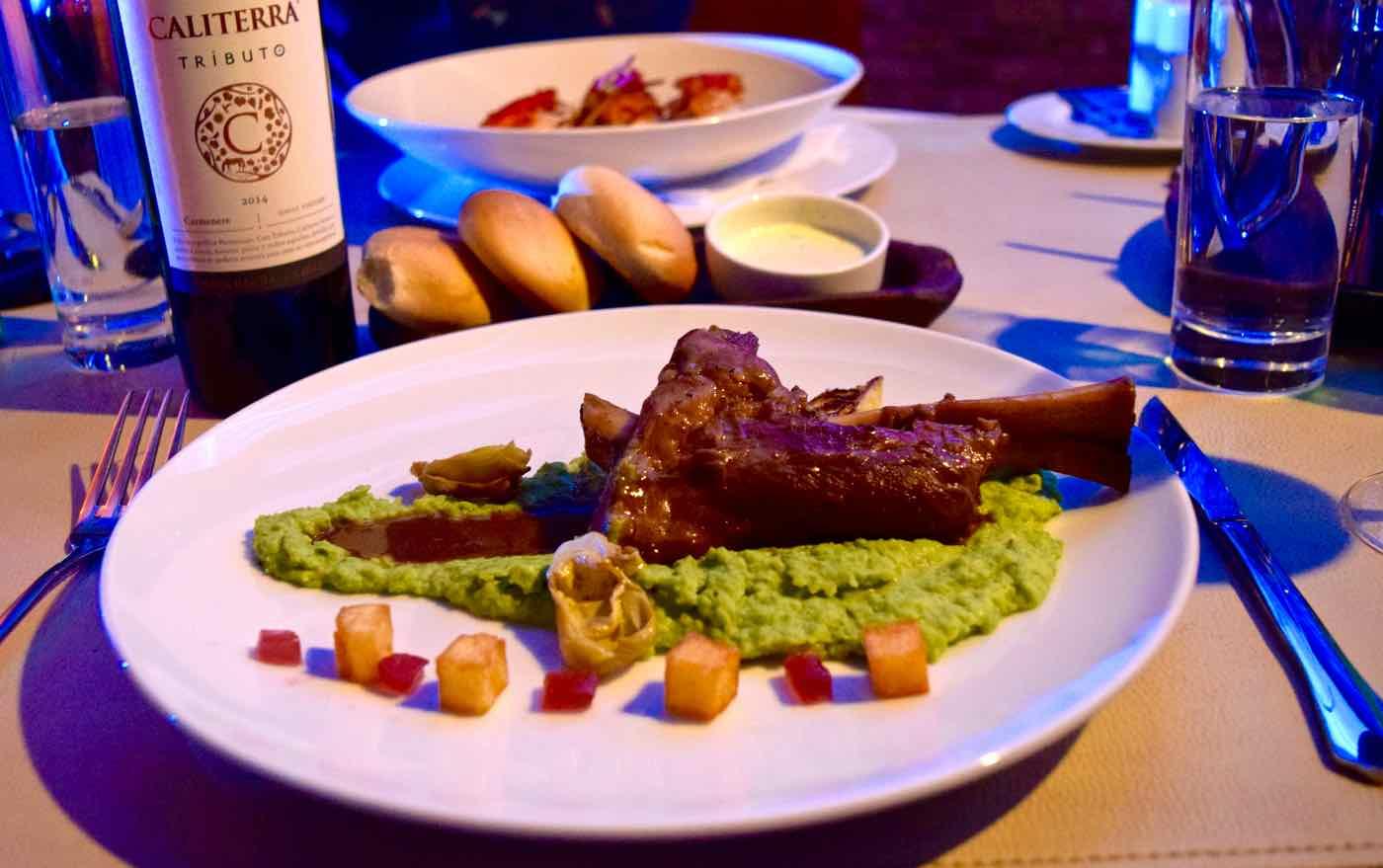 Noi Vitacura Territorio Restaurant