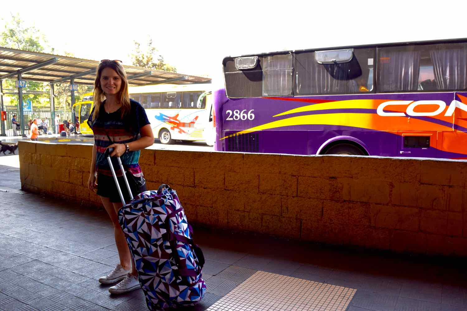 15 Things To Know About Travelling By Bus in Chile (2019 Update)