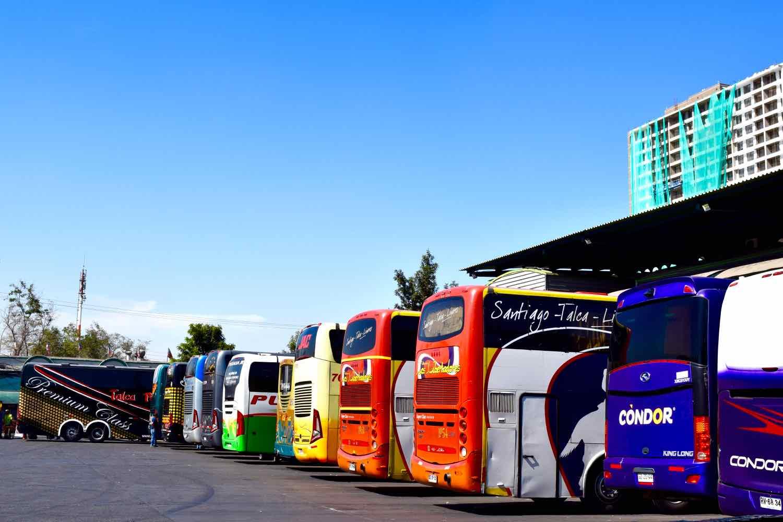 Chile bus terminal