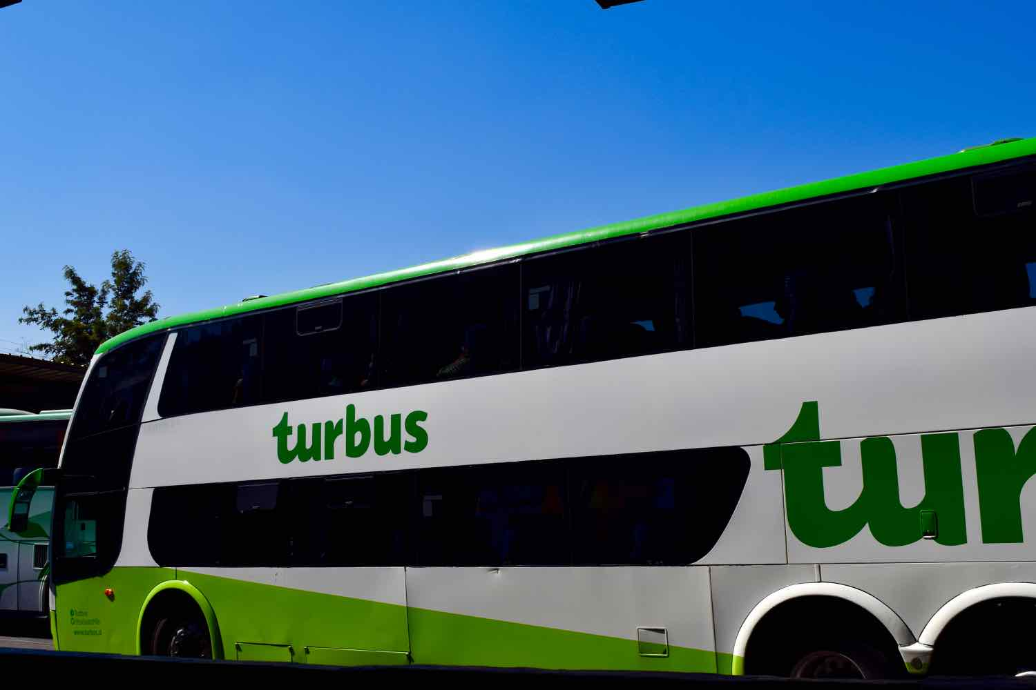 Turbus Chile - one of the main buses in Chile