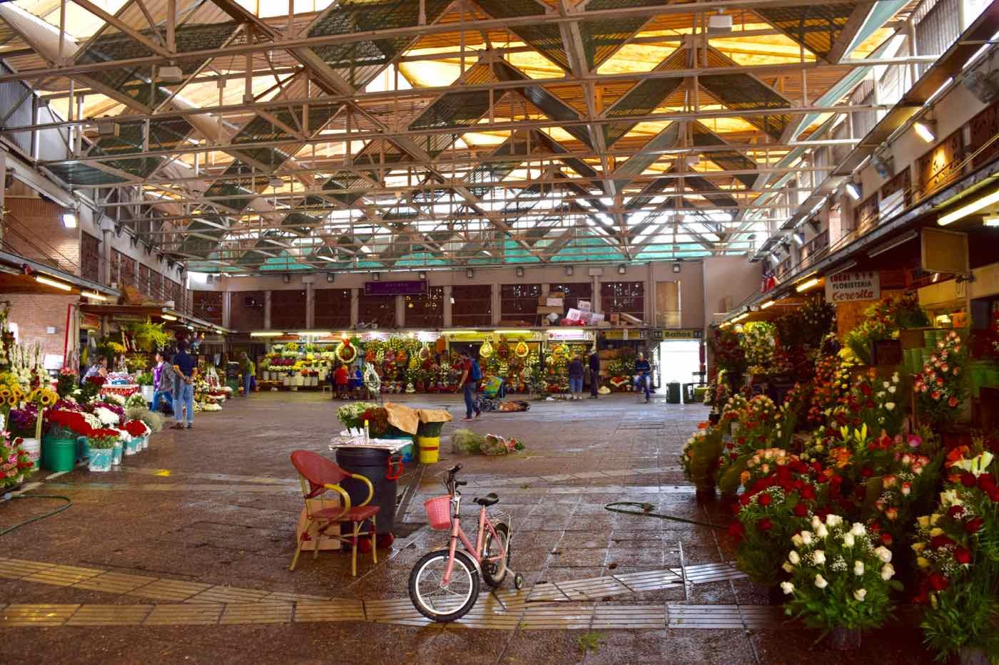 Santiago's Flower Market