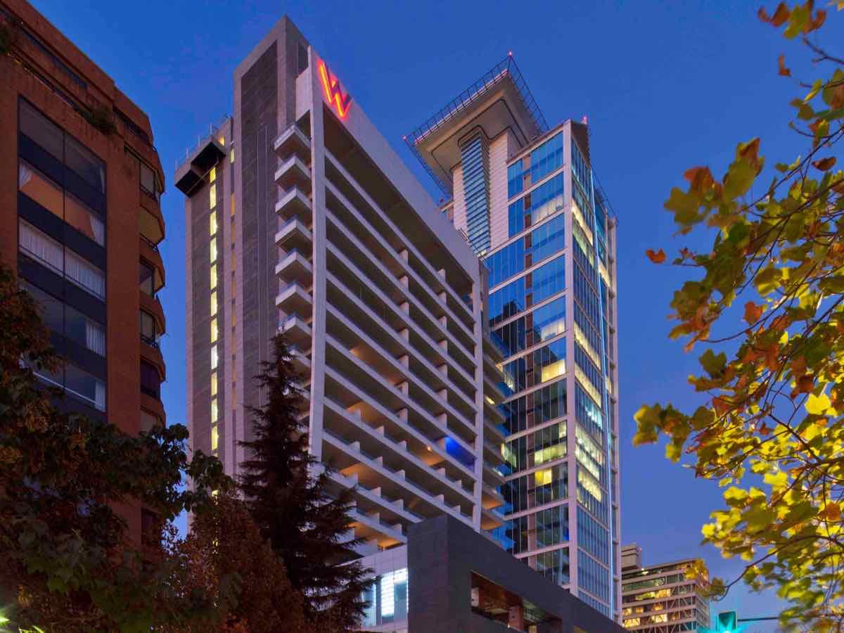 Santiago Luxury Hotels