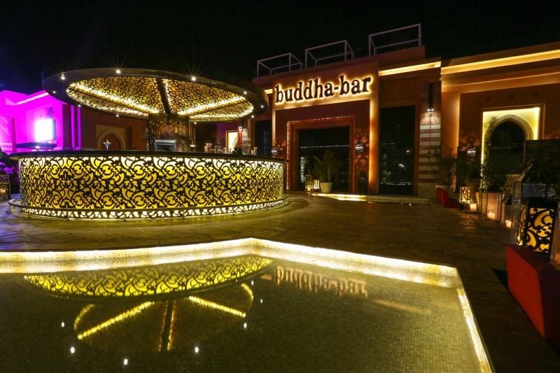 Buddha Bar Marrakech Terrace